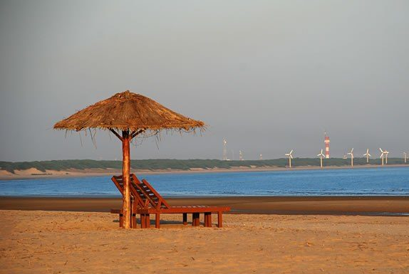 Gujarat beach